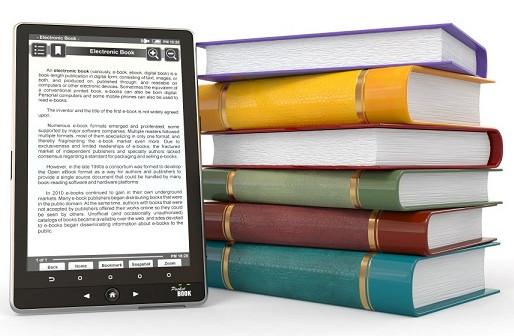 О продаже электронных книг