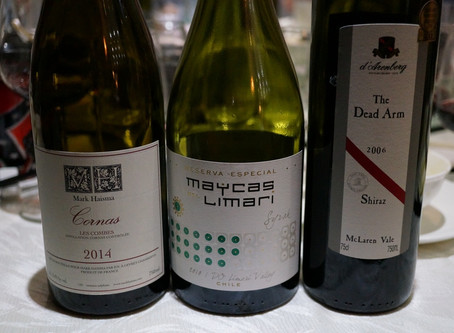 Syrah/Shiraz - all about style and quality