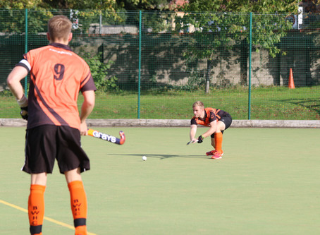 Men's 1s lose tricky top of table clash