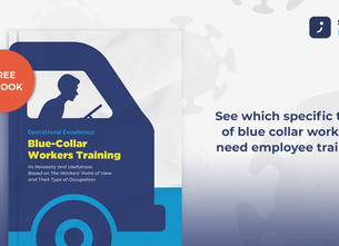 Operational Excellence: Blue-Collar Workers Training