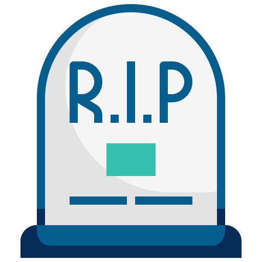 5929228 - death grave halloween rip