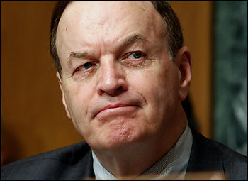 "Sen. Richard Shelby: ""Too Much Money Ain't Never Enough"""