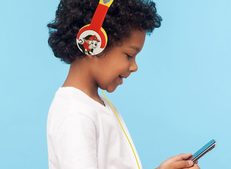 Why sound limited to 85 decibels for children?