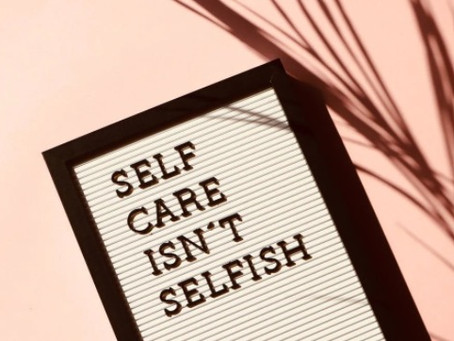 How are you caring for yourself today?