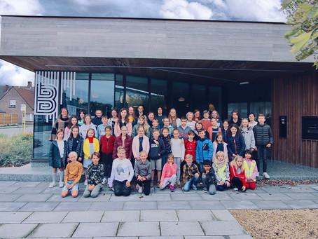 Vijftig boekenvreters in de Beernemse kinder-en jeugdjury