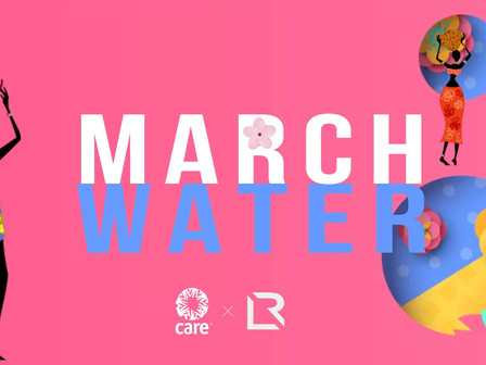 March Waterキャンペーン