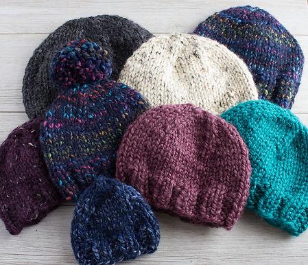 My Favorite Simple Knit Hat
