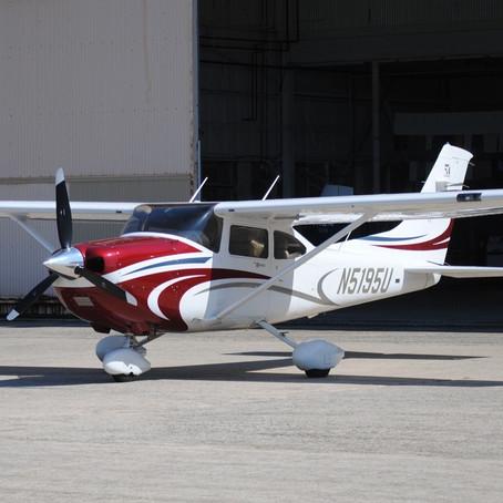 New Aircraft - 2009 Cessna T182T Skylane N5195U