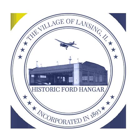 village of lansing illinois logo