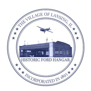 village of lansing illinois logo