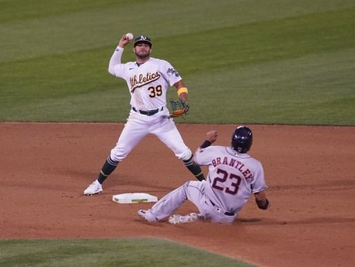 Astros road woes continue in 6-0 loss to A's