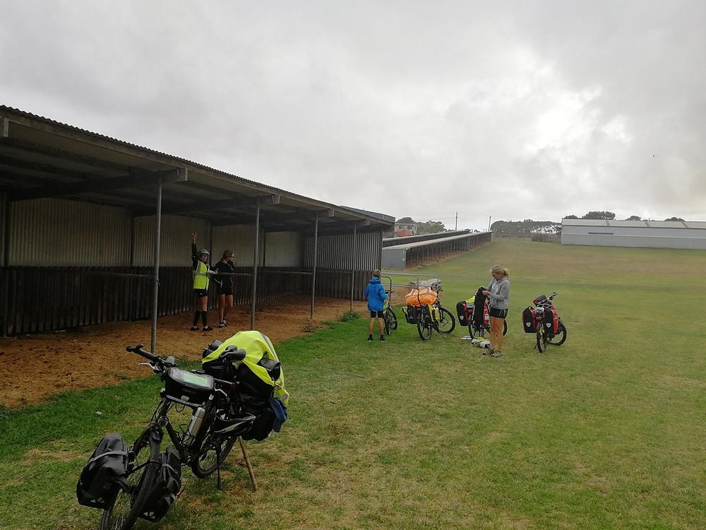 Tour du monde à vélo en famille Australie Warrnambool