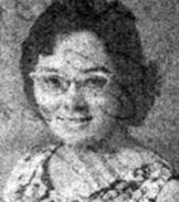 The First Winifred Kiek Scholarship Holder
