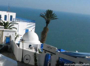 Herbatka w Sidi Bou Said