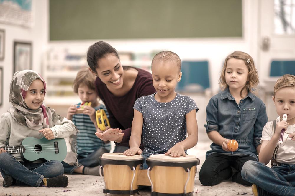 How to teach sentence stress, how to teach pronunciation, Trinity CertTESOL, Trintiy CertPT