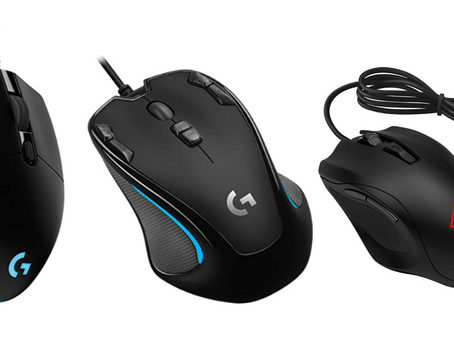 Top 3 Gaming mouse under 1500