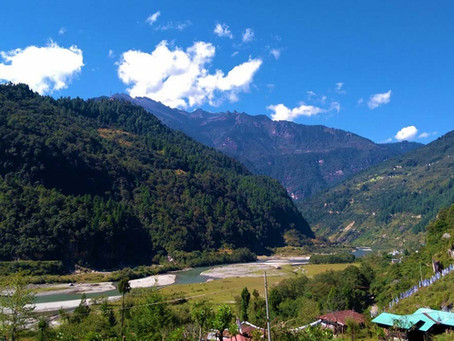 Zemithang - Secret of Arunachal