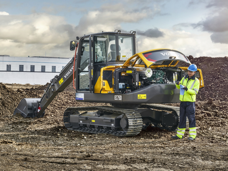 Spring Into Action: Ten Tips to Get Your Excavator in Gear