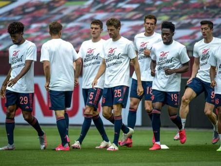 Campeonato alemão próximo de um desfecho