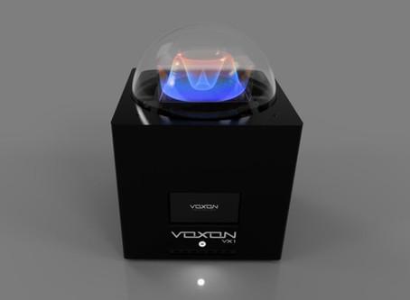 La Voxon VX1 et son affichage volumétrique - l'hologramme maîtrisé ?