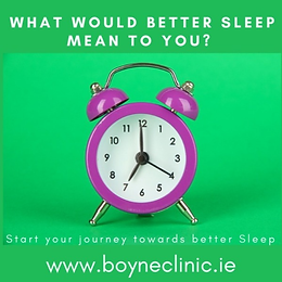 What would better Sleep mean to you ? 💚💜