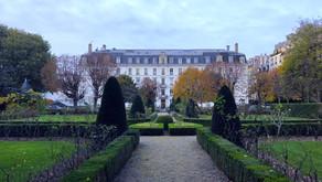 Le jardin secret de la clinique Saint-Jean de Dieu