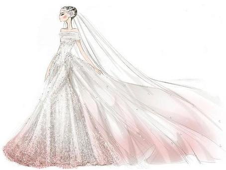 L'abito perfetto per la sposa con un corpo a pera. Abito da sposa cercasi!