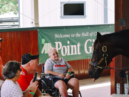 Experience the Kentucky Horse Park's Hall of Champions