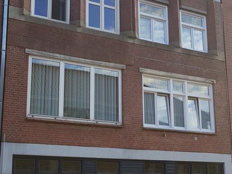 Gevelrenovatie in de binnenstad van Venlo