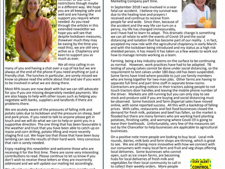 Summer 2020 Bumper Newsletter