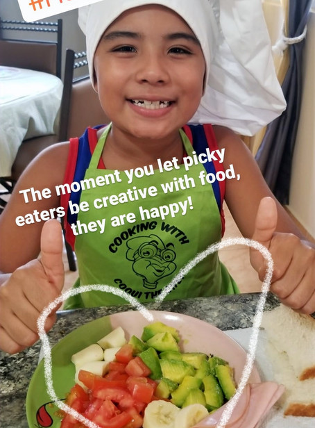 Do You Have a Picky Eater at Home? #pickyeater