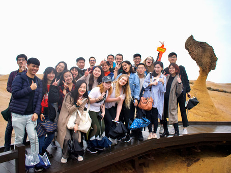IMICS Students Had a Blast in the Recent Field Trip to New Taipei City
