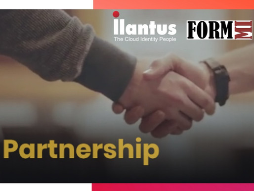 Ilantus Technologies Partners with Formmi to implement its IAM solutions