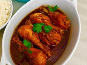 Gluten Free Filipino Chicken Adobo