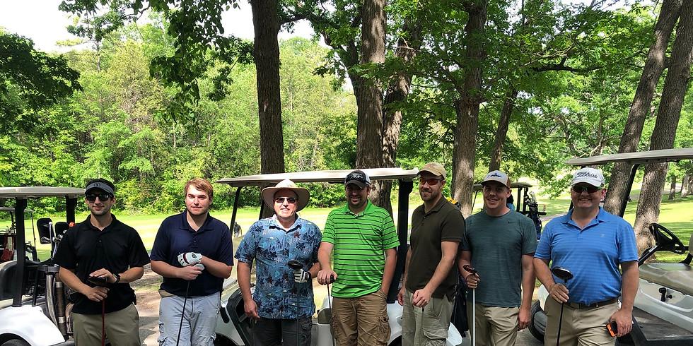 2020 WBA Golf Scholarship Fundraiser - New London