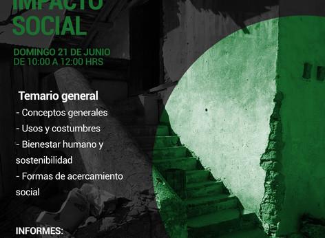WEBINAR - Impacto Social   CABAAC