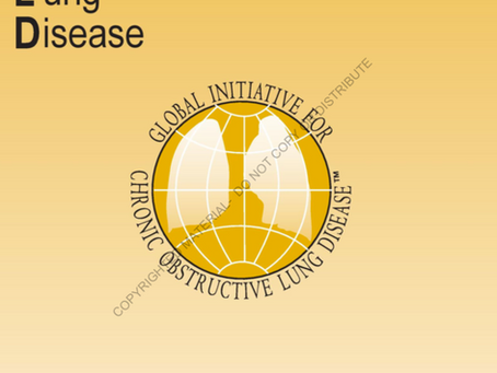 The latest update of Global Initiative for COPD do mention High-Flow Therapy for the first time.