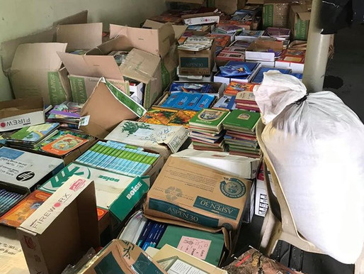 GSF Book Donation Drive