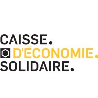 Soutien de la caisse d'économie solidaire Desjardins