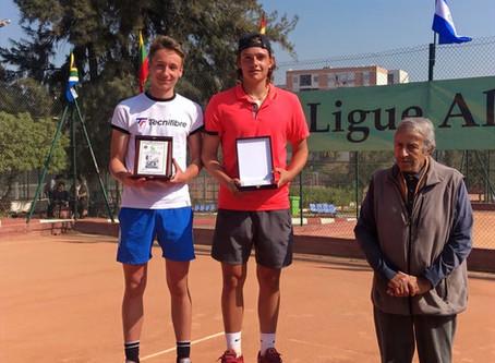 Les Résultats de la Semaine - Février/Mars - Sport Etude Tennis - HDN Academy