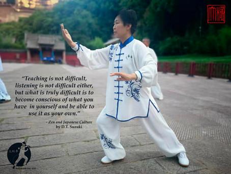 Zen Wisdom for Tai Chi