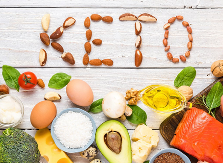 Join Us For Keto & Carb Cycling