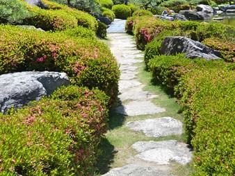Kivet - inspiraatiota japanilaisesta  puutarhasta