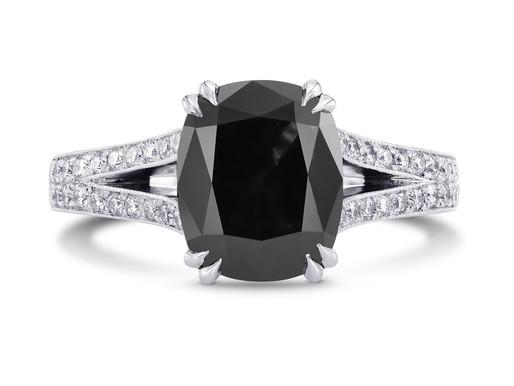 Всё о черном бриллианте