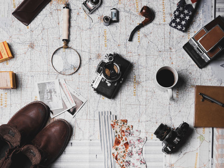 Travelogues I- Before you Go, Get the plan going