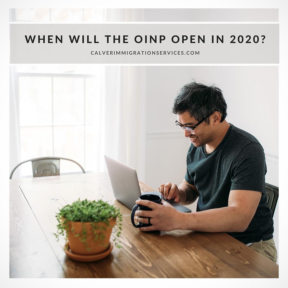 OINP 2020, Immigration Canada, Immigrant Nominee Program, PNP, Provincial Nominee Program, Toronto