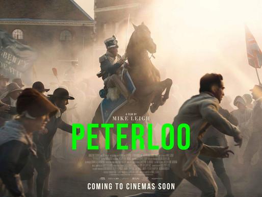 Peterloo film review