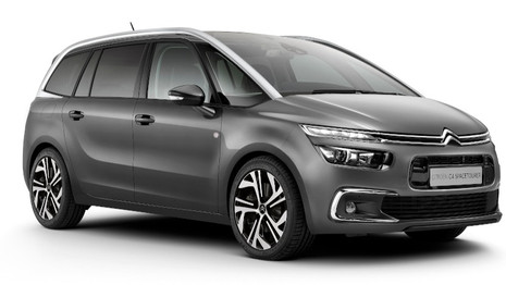 """Pour Vincent Cobée, Citroën ne remplacera pas """"à court terme"""" le C4 SpaceTourer"""