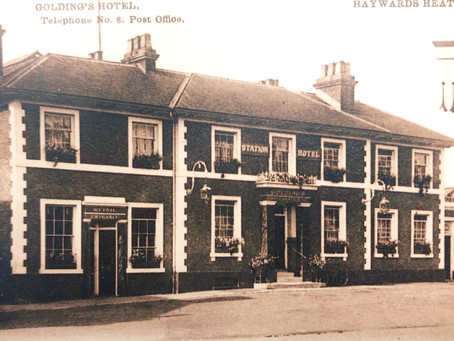 1934: Goldings' Station Hotel in Haywards Heath sold at auction