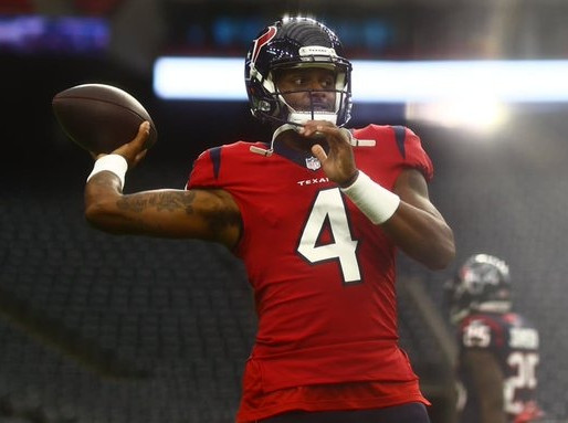 The Future: Texans extend contract of Deshaun Watson.